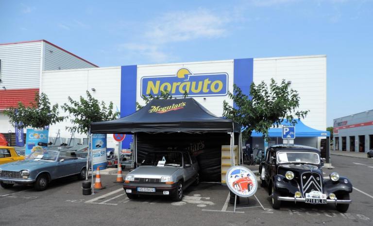 Samedi 24 juin: exposition Norauto Avignon