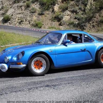 L'Alpine A110 de Lionel