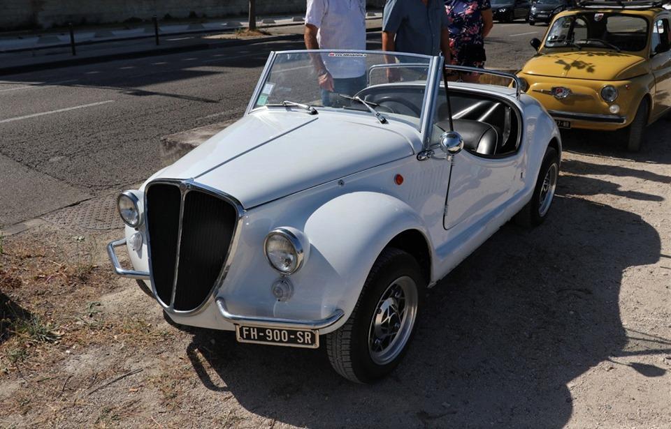 Fiat Gamine Corrado G