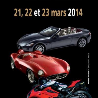 AVIGNON MOTOR FESTIVAL 21/22/23 mars 2014
