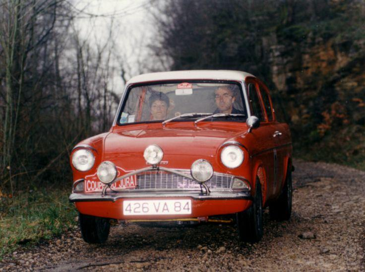 Ford Anglia 1963-Franck D