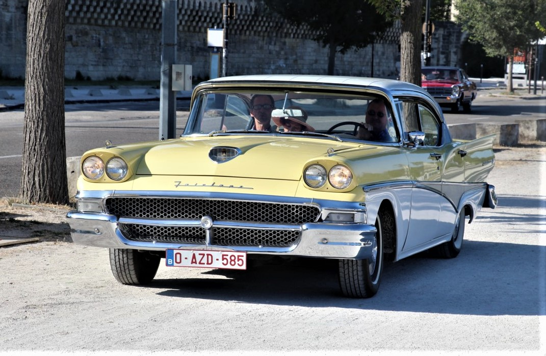 Ford Fairlane 1958 Corinne D