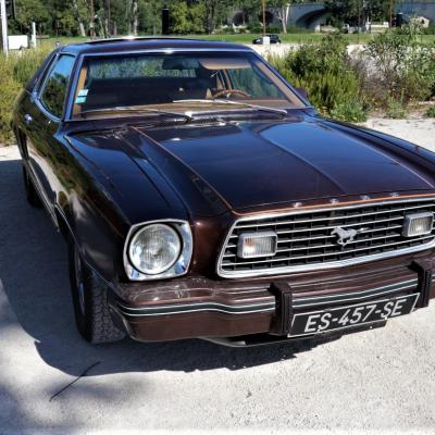Ford-Mustang- Type 2 1977-Philippe C