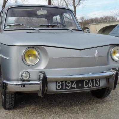 Renault 8 1963 Franck T