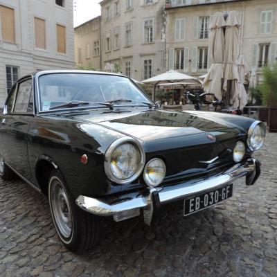 Fiat 850 Sport  1968 Gabriel B