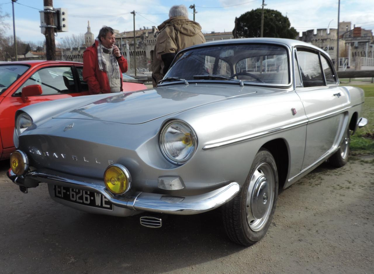 Renault Caravelle 1100 S 1967 Gilbert C