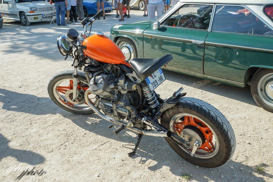 Honda 400 custom-Nicolas B