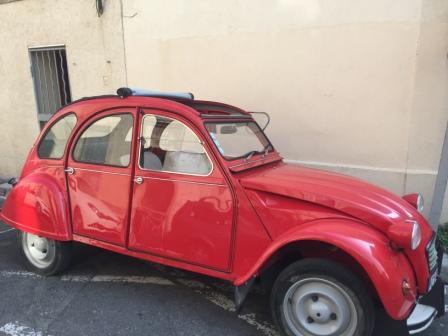 Citroën 2cv (MAGALI)