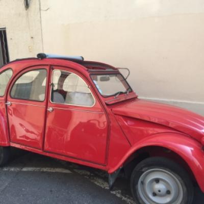 Citroën 2cv 1988 Magali D