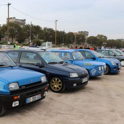 Rassemblement 14 octobre - 120 ans de Renault