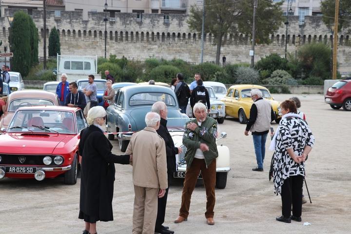 Rassemblement 14 octobre. 120 ans Renault