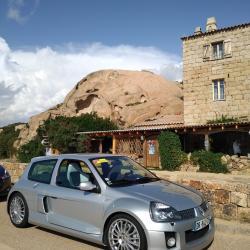 La Clio V6 de Lionel