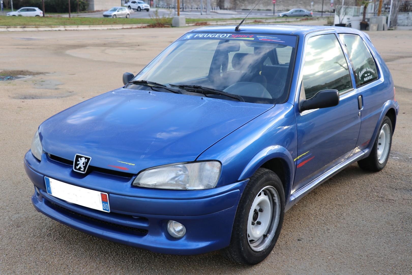 Peugeot 106 XSI
