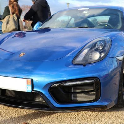 Porsche Caîman