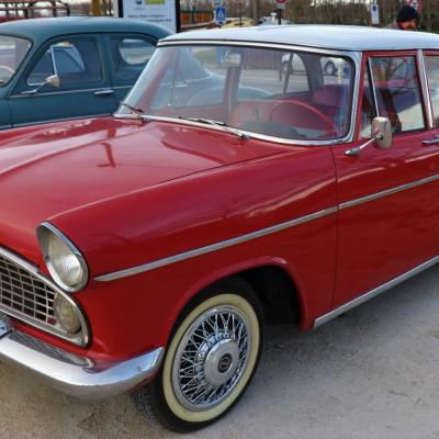 Simca Vedette Beaulieu