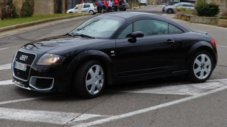 Audi TT 225cv