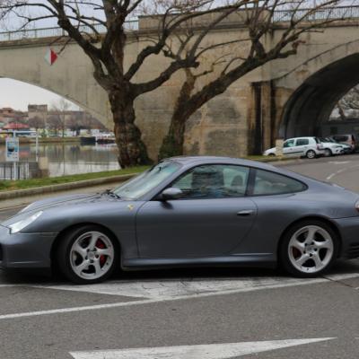 Porsche 996 Carrera 4S