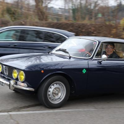 Alfa Romeo Giulia copé 2000