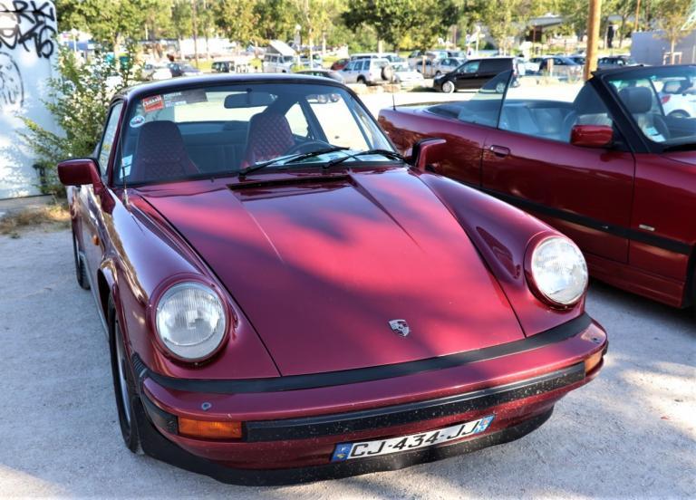 Porsche 911 Carrera 3l2
