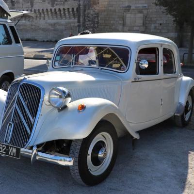 Citroën traction coupé