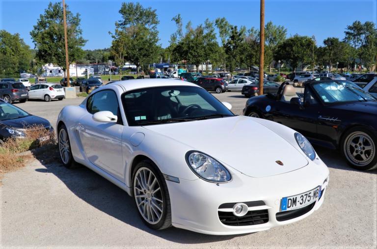 Porsche caïman