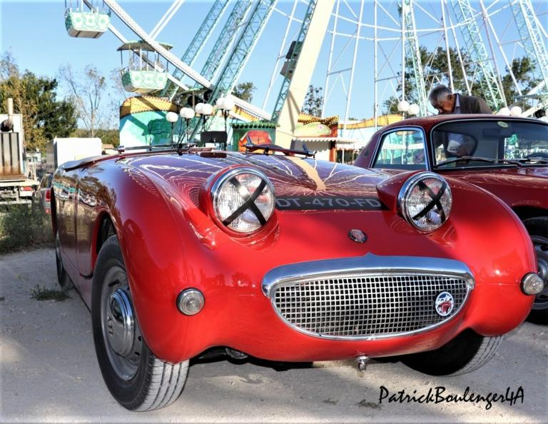 Austin Healey Sprite MK1 Frog eye
