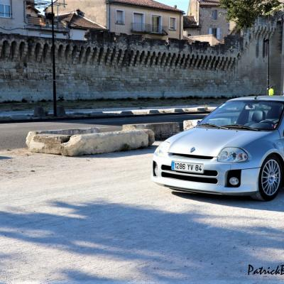 Renault Clio V6
