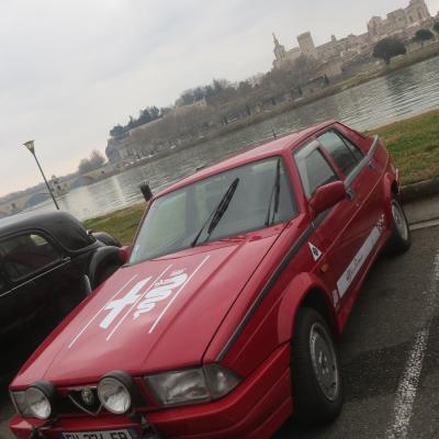 Alfa Romeo 75 Twin spark 1988 Yves T.