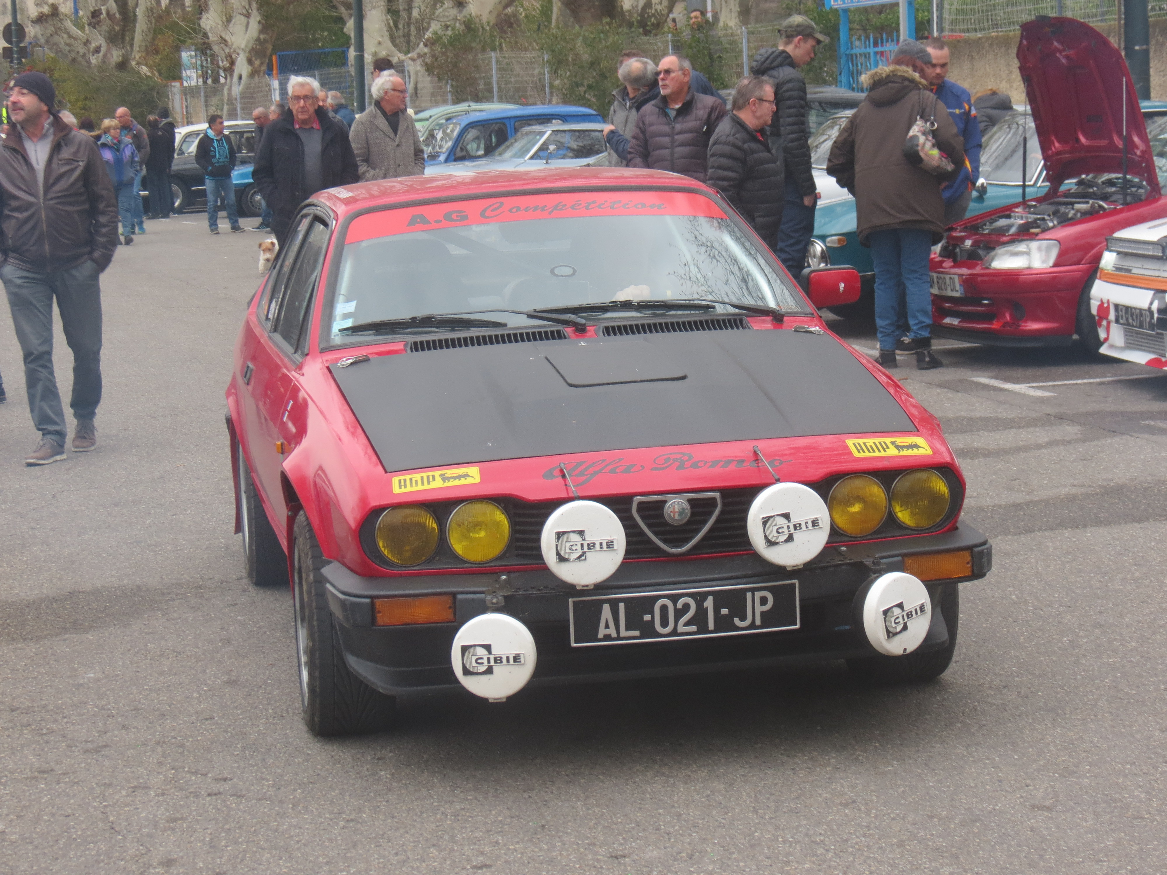 Alfa Romeo GTV6 Pascal M.