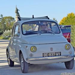 La Fiat 500 d'Isabelle