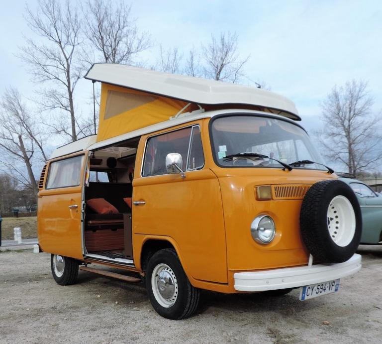 VW combi T2  1979 Jacques D
