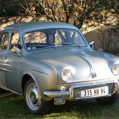 Renault Dauphine Export 1963 Jean Claude O