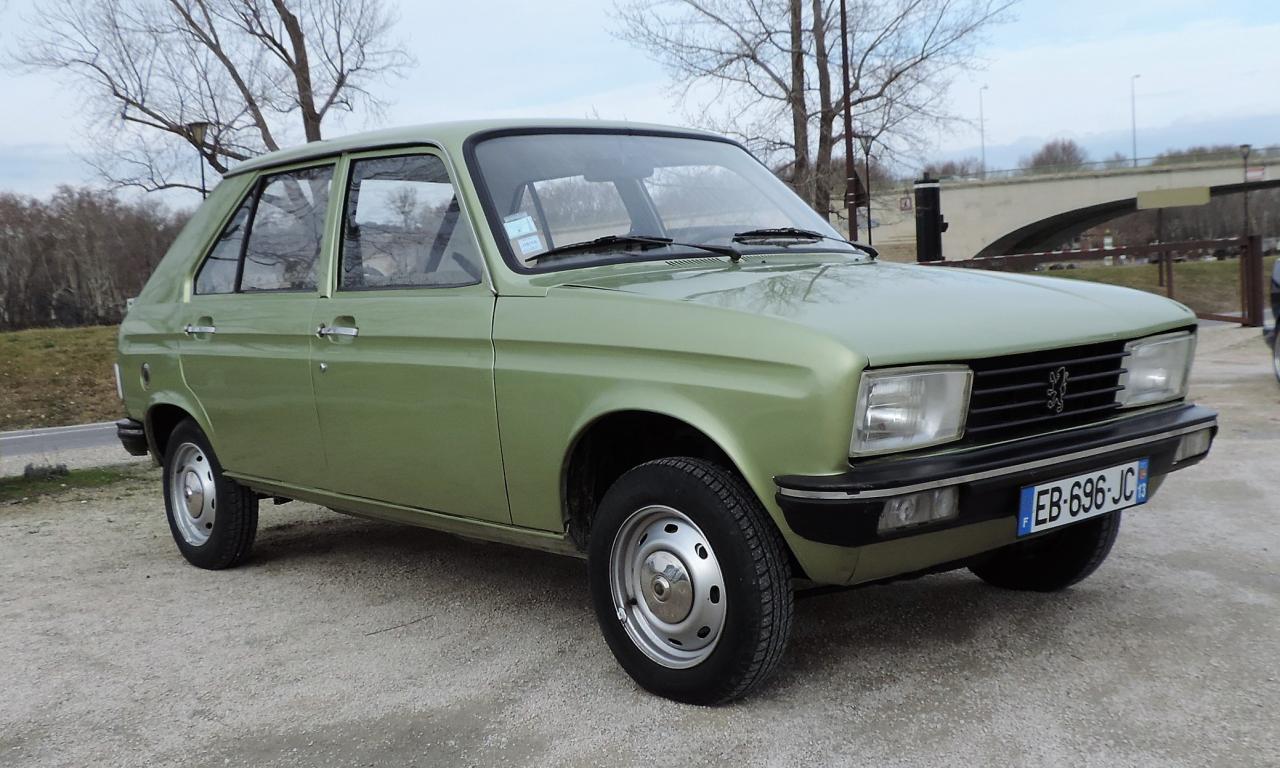 Peugeot 104 (JEAN PHILIPPE M)