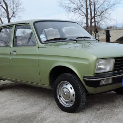 Peugeot 104  GR 1980 Jean Philippe M