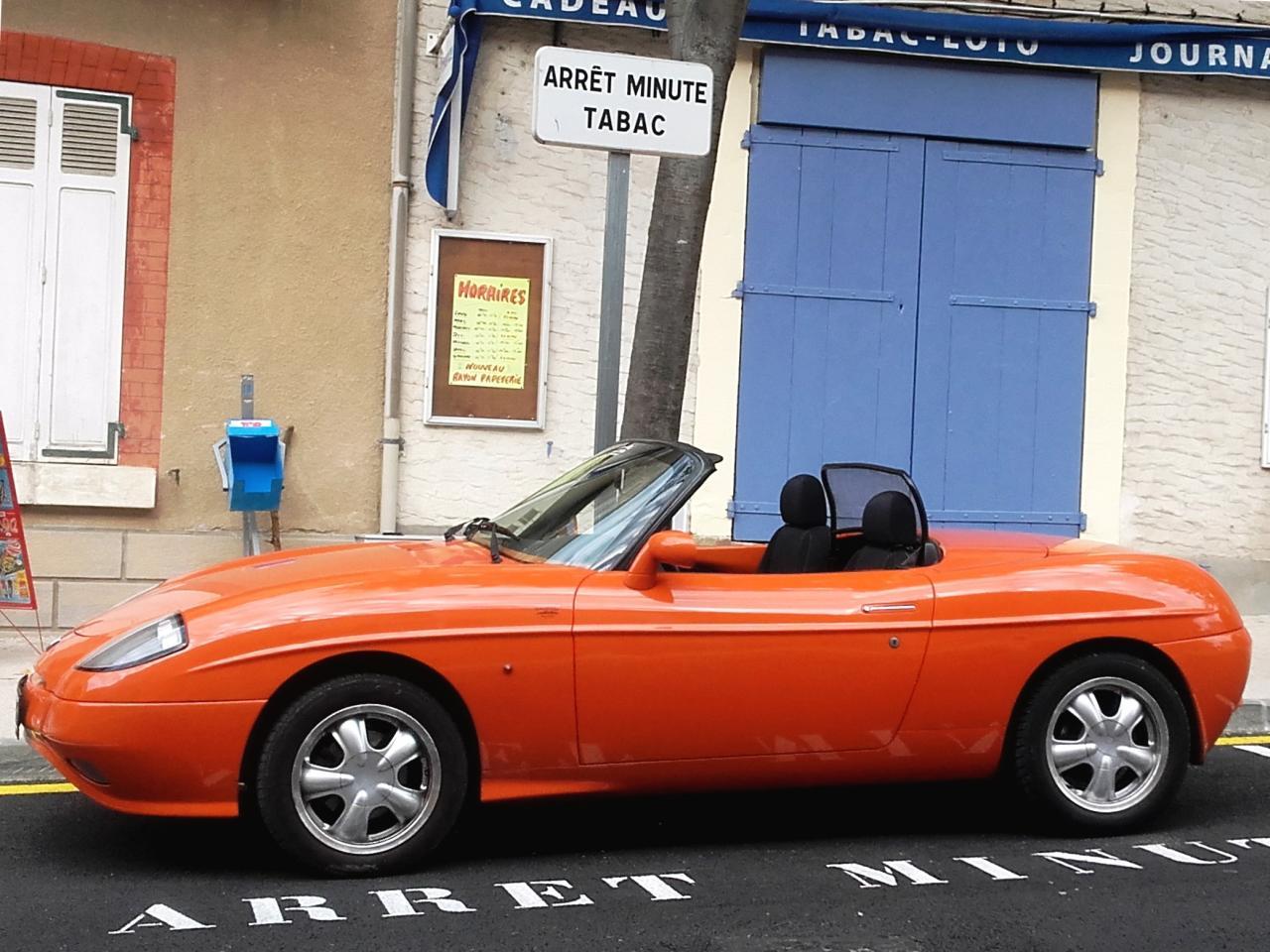 Fiat Barchetta 1996 Jean R