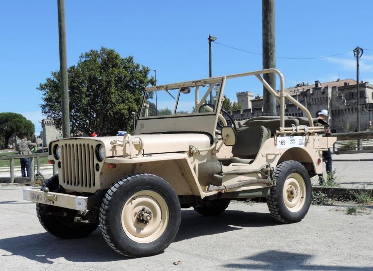 Jeep Willys 1962 Katia M