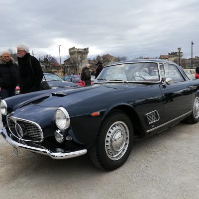 Maserati 350 GT 1963 Henri DP