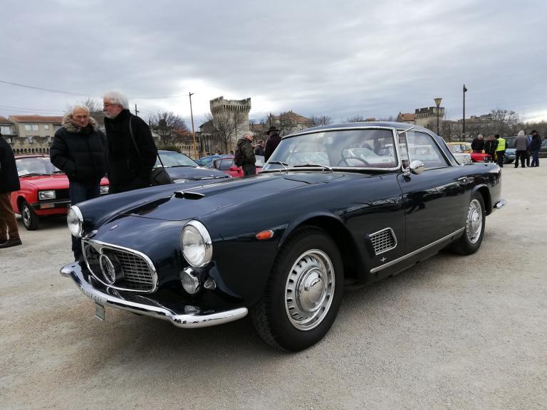 Maserati 3500 GT 1963 Henri DP
