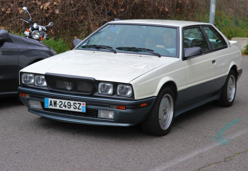 Maserati 2,2L Biturbo 1991 Gregory H