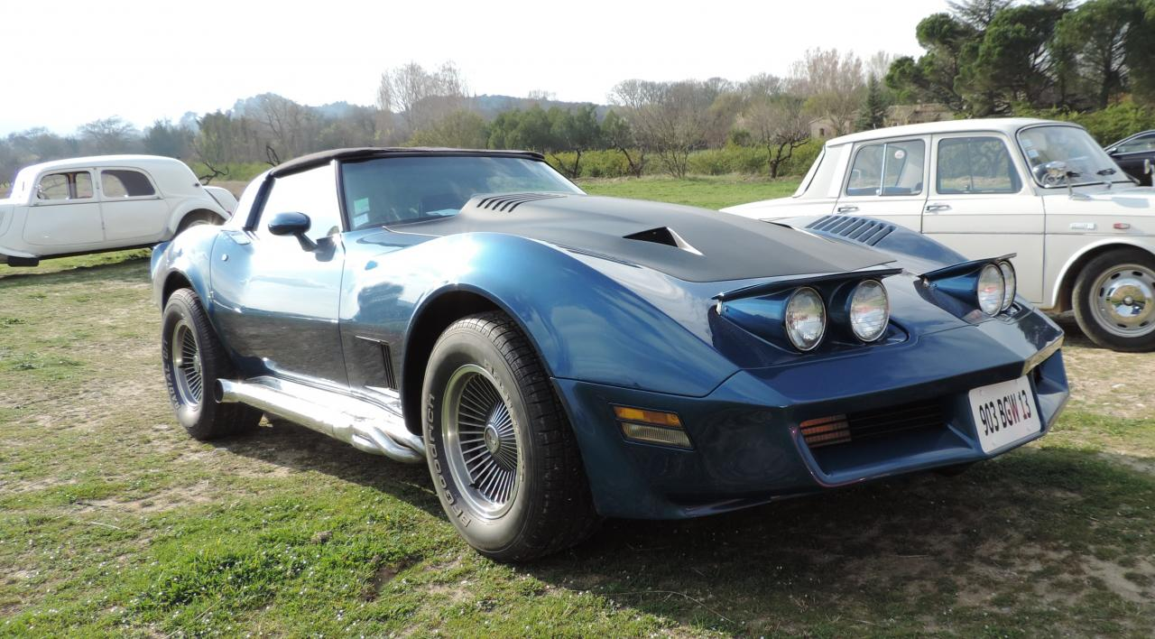 Chevrolet Corvette C3 1982 Michel D