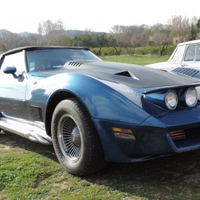 Chevrolet Corvette C3 1982 Michel D