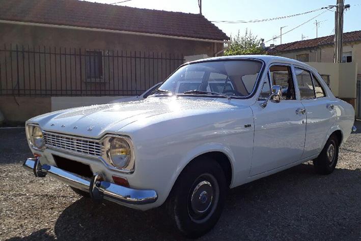 Ford Escort MK1 1100 GL 1974