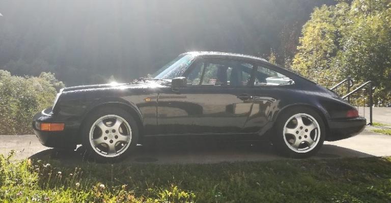 Mitche D- Porsche 964