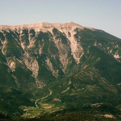 Mont Ventoux face nord