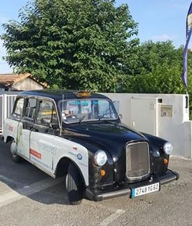 Nissan Taxi GB 1996- Arnaud M