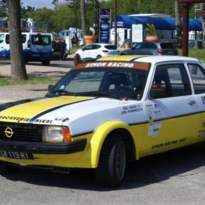 Opel Ascona Groupe 2 Edmond S