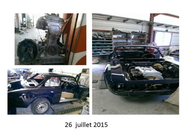 Alfa Giulia GTV 2000 de Guy P.