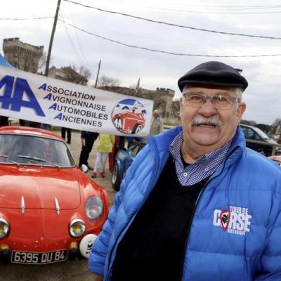 Paul Rouby Président d'honneur 4A