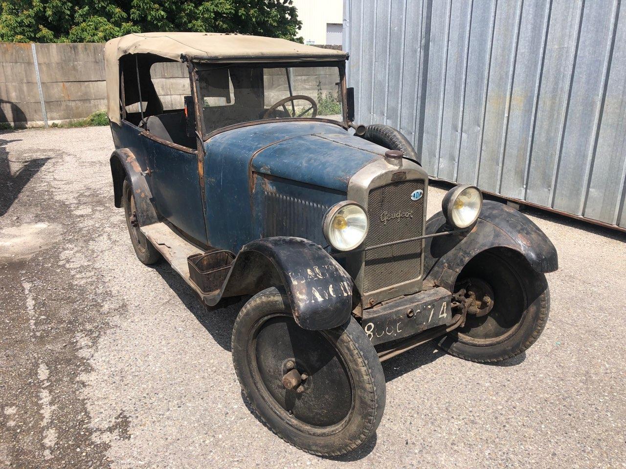 Peugeot 190 S 1928 Jean Jacques V