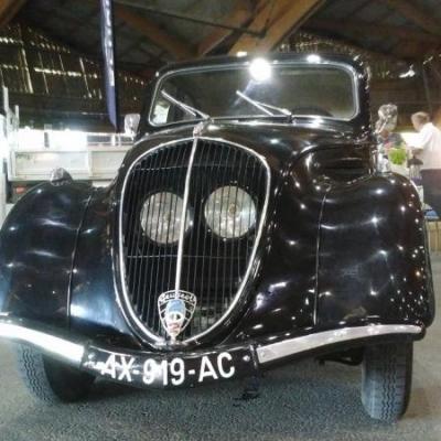 Peugeot 202 bh 1940 Jean Claude M